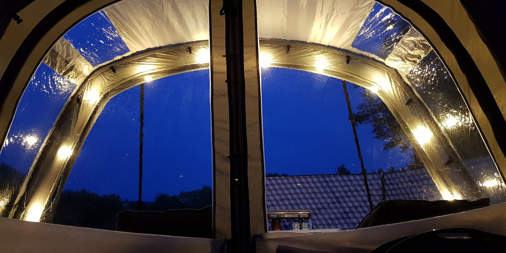 Luci Solar String Lights